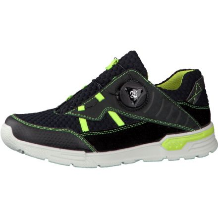 Ricosta BART 'Smart-Lace' Trainers (Black) 30 only!